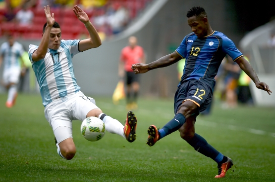 Argentina x Honduras - Futebol masculino - Olimpíadas Rio 2016
