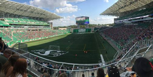 Mosaic Stadium-FB