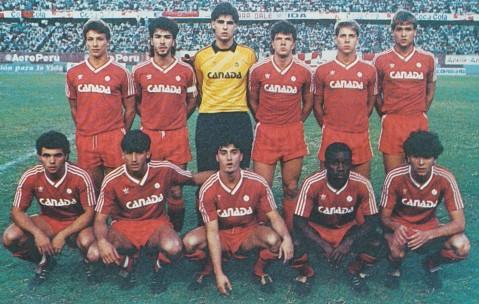 Canada XI v Peru