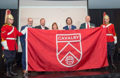 Cavalry FC launch