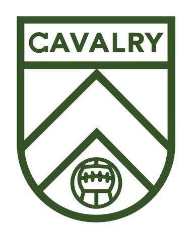Cavalry FC logo tight