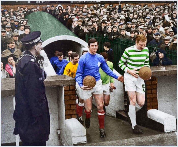 Celtic-Rangers