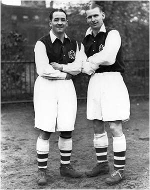 Kits-Arsenal 1933
