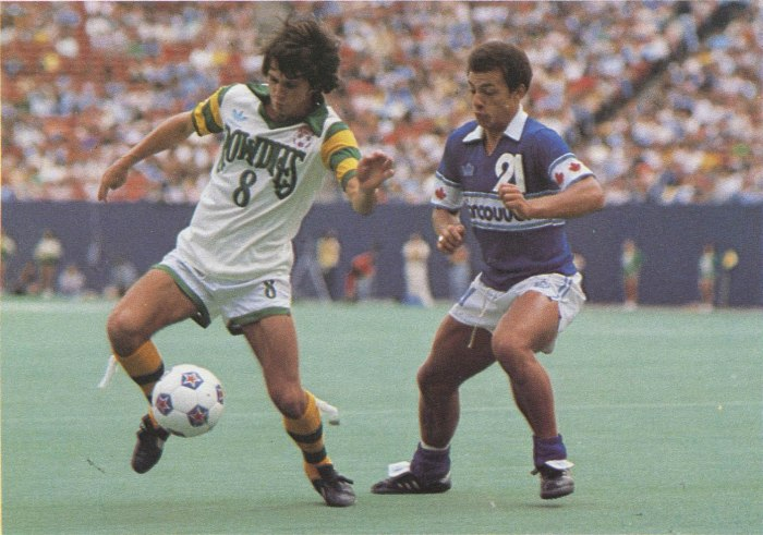 kits Rowdies 79 Home Wes McLeod, Whitecaps Soccer Bowl