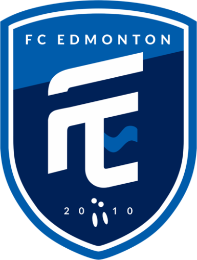 FC Edmonton logo