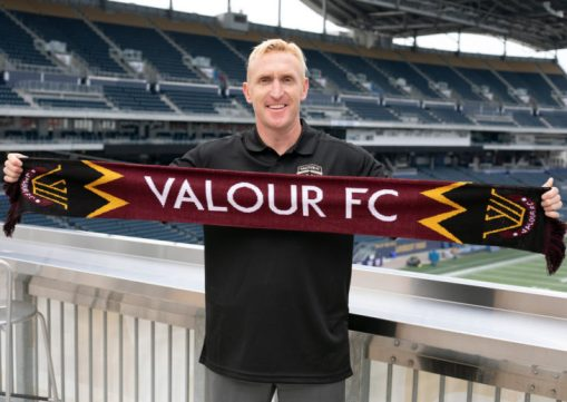 Rob Gale Valour FC