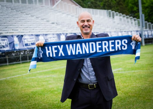 Stephen Hart hired by HFX Wanderers