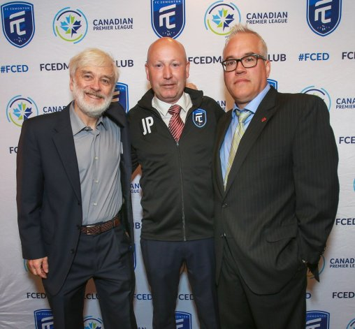 FC Edmonton head office