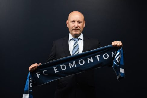 Jeff Paulus hired by FC Edmonton