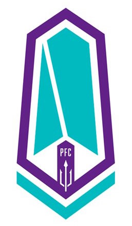 Pacific FC logo vertical