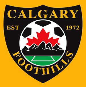 Calgary Foothills FC logo
